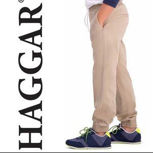 Haggar Boys Jogger Pants